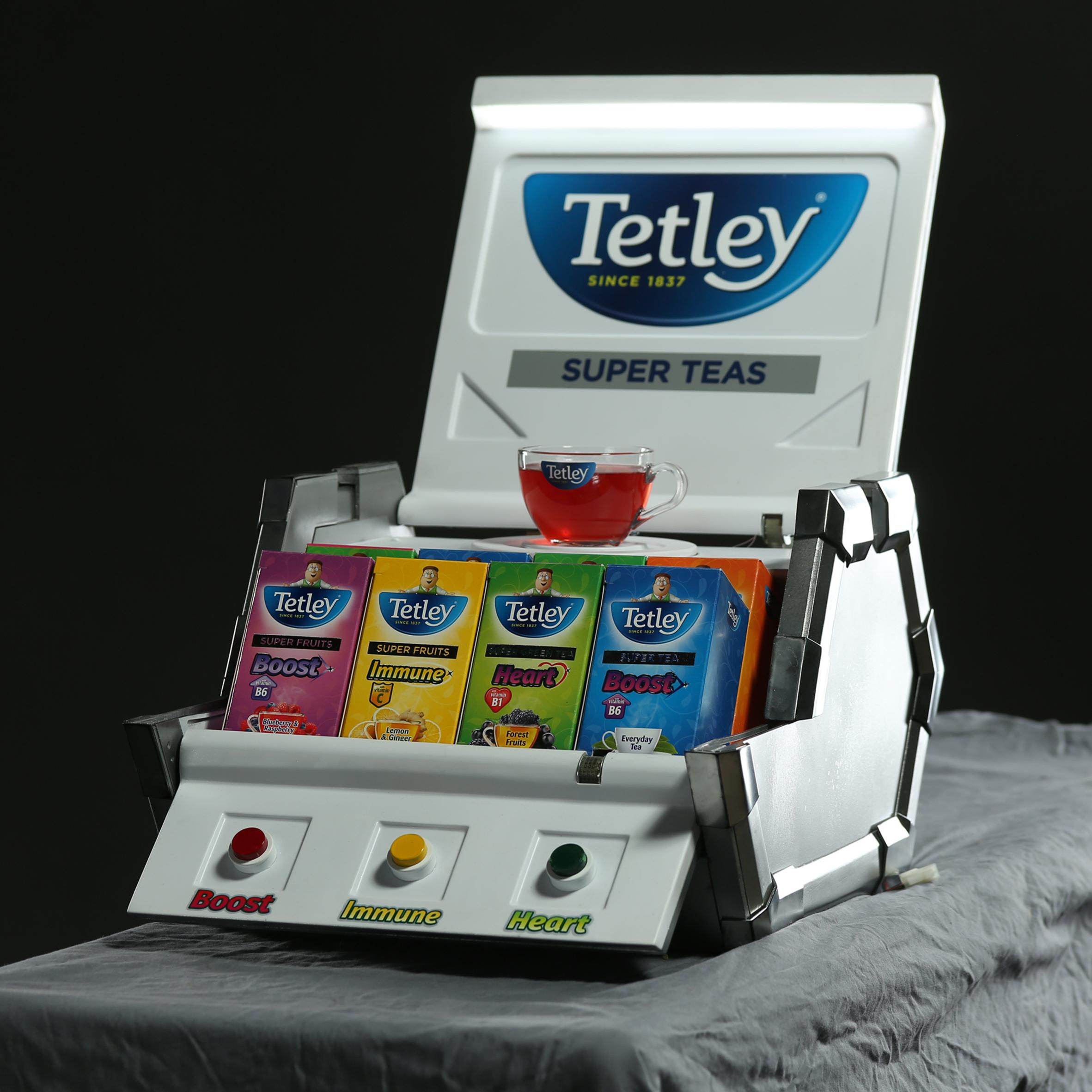 Tetley Box
